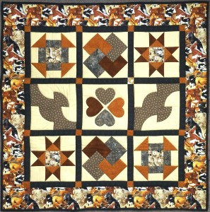 Quilting Classes Geelong - Farm Theme