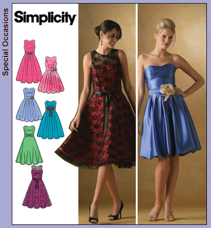 Simplicity Pattern 4070 Pattern Review Video Sewing Blog