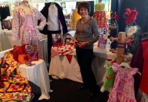 2014 Craft Fair Geelong - Maree Pigdon