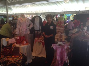 Maree Pigdon Sewing Classes Geelong Craft Fair 12