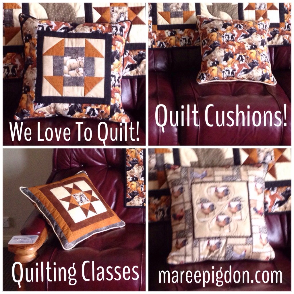 Quilting Classes Geelong Sew Cushions