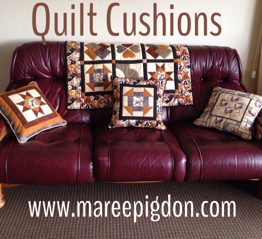 Quilting Classes Geelong Sewing Cushions