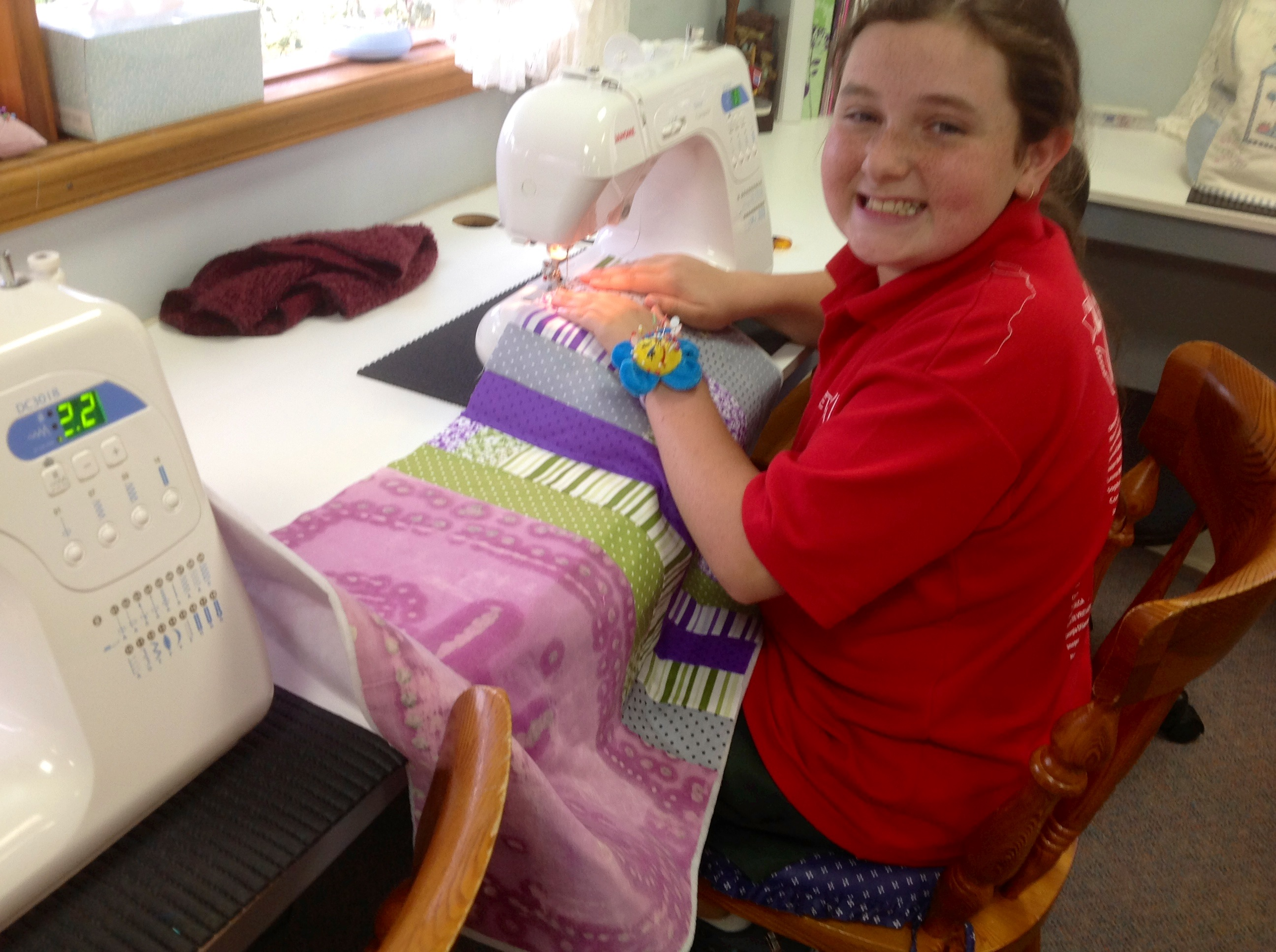Term 3 Sewing Classes