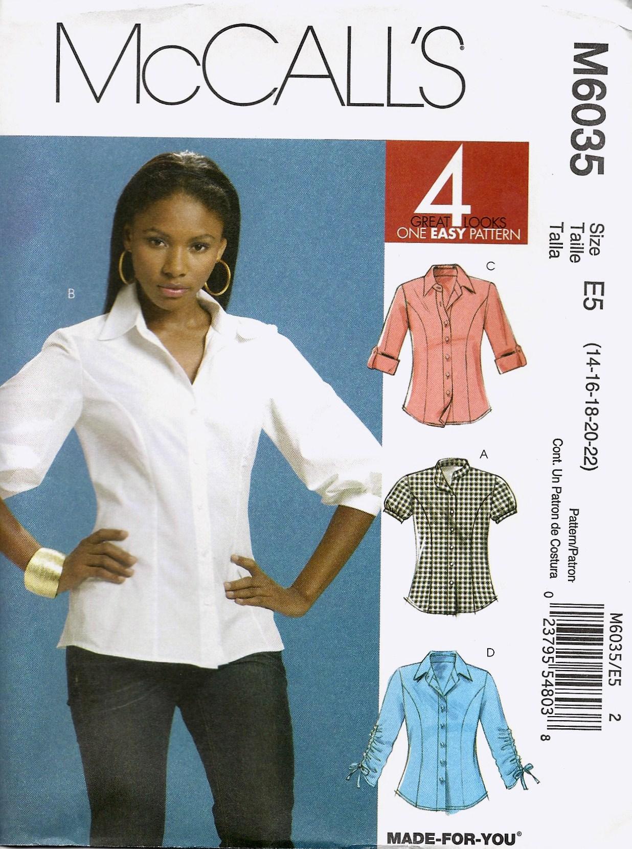 McCalls 6035 Pattern Review - Maree Pigdon | Sewing Blog