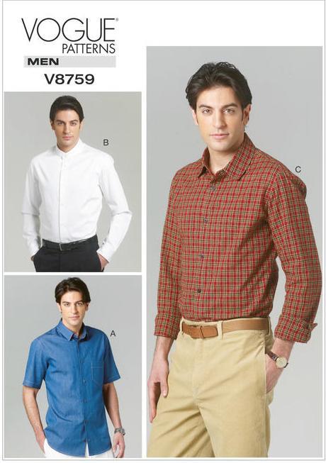 V8759 Vogue Pattern