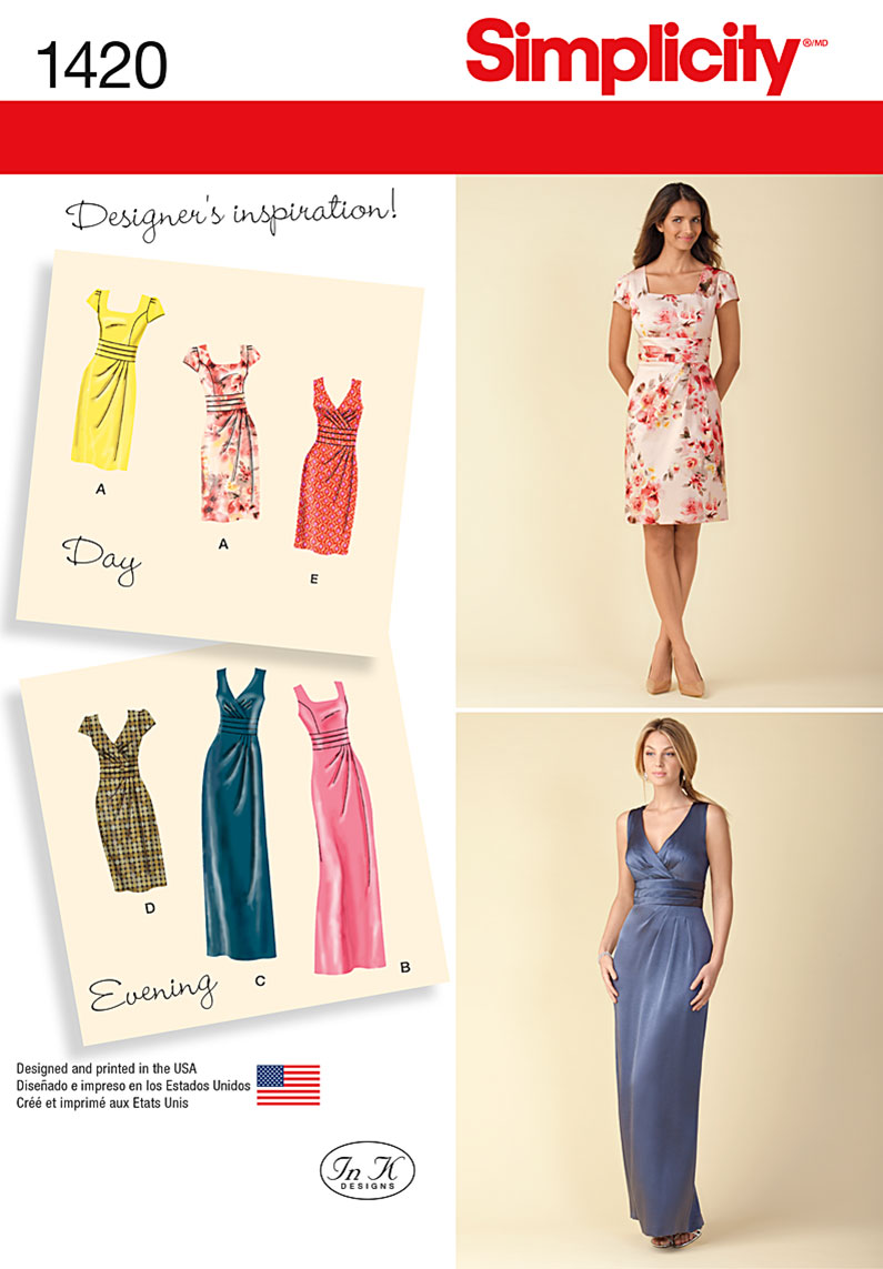 Simplicity Pattern 1420   Sewing Blog