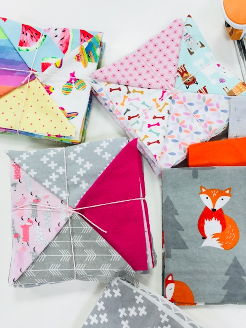 Kids Quilting Classes 14