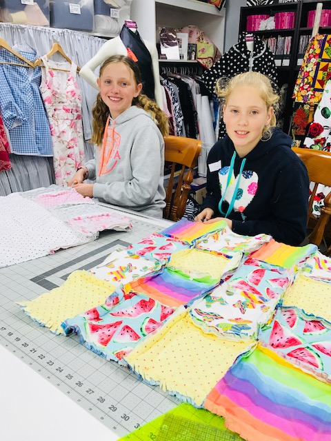 Kids Quilting Classes 19