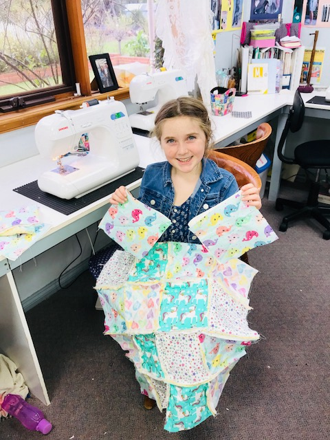Kids Quilting Classes 2
