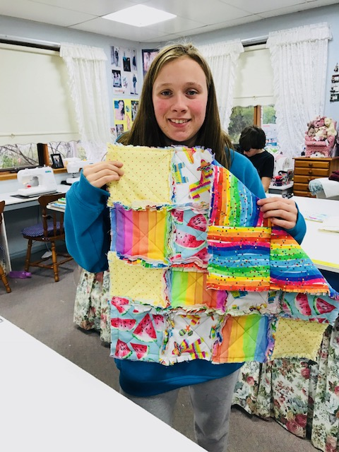 Kids Quilting Classes 20
