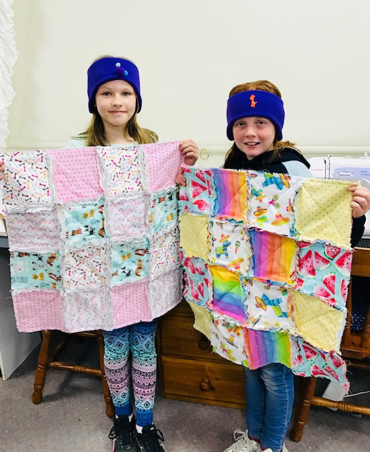 Kids Quilting Classes 22