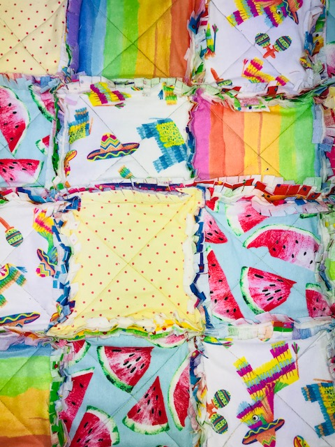 Kids Quilting Classes 4