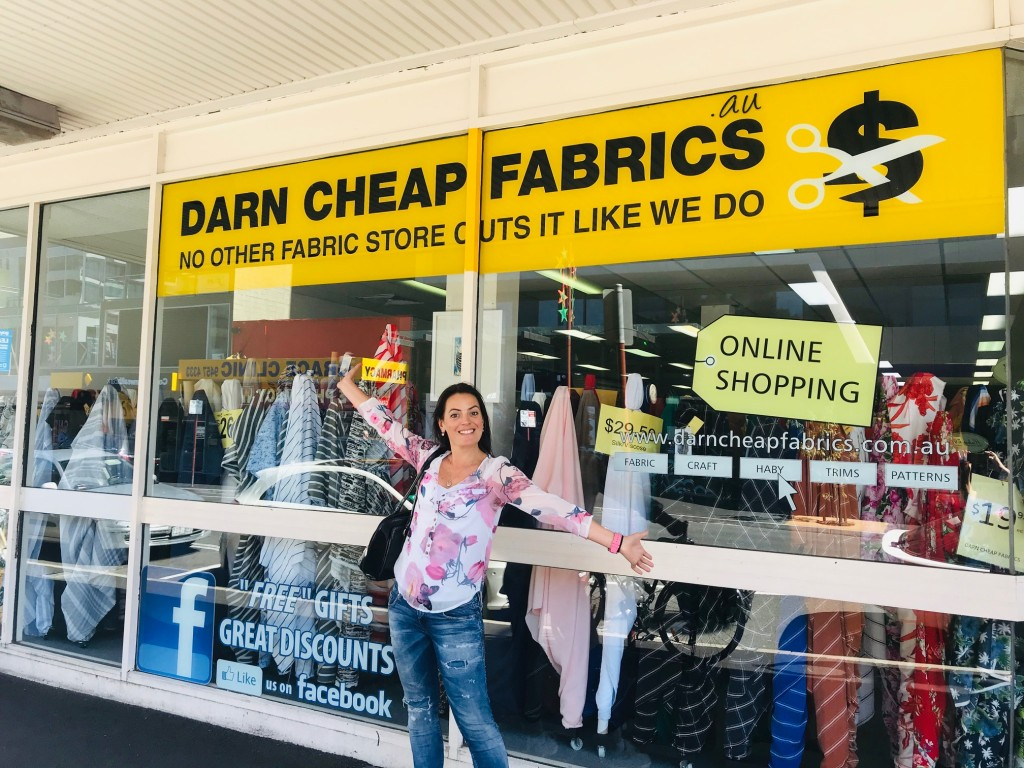 Darn Cheap Fabrics Melbourne 01