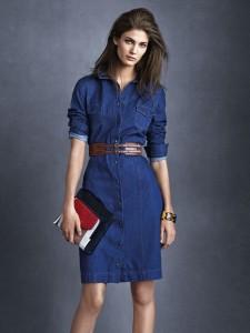 Demin Dress 02