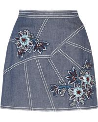 Denim skirt 01