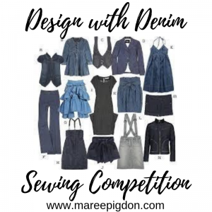 Design with Denim - Sewing Competition