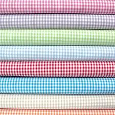 Gingham Fabric 03