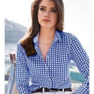 Gingham Shirt 01