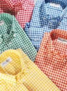 Gingham Shirt 02