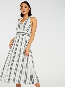 Linen Blend Dress 02