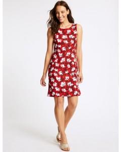 Linen Blend Dress 03