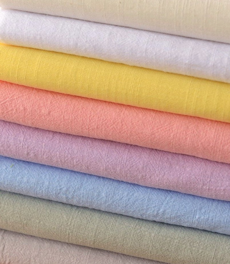 Linen Blend Fabric Qualities Maree S
