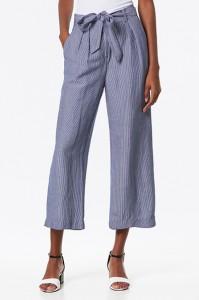Linen Blend Pants 01