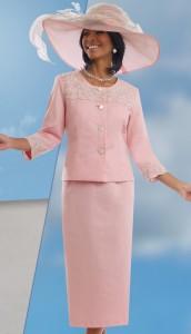 Linen Blend Suit 01