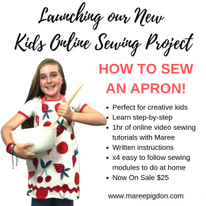 Apron Sewing Course Launch Image 02